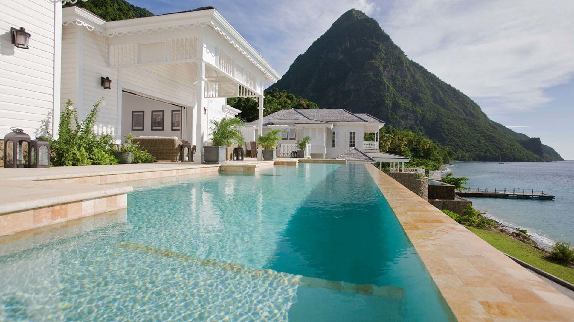 St. Lucia Luxury Beach Resort | Sugar Beach, A Viceroy Resort